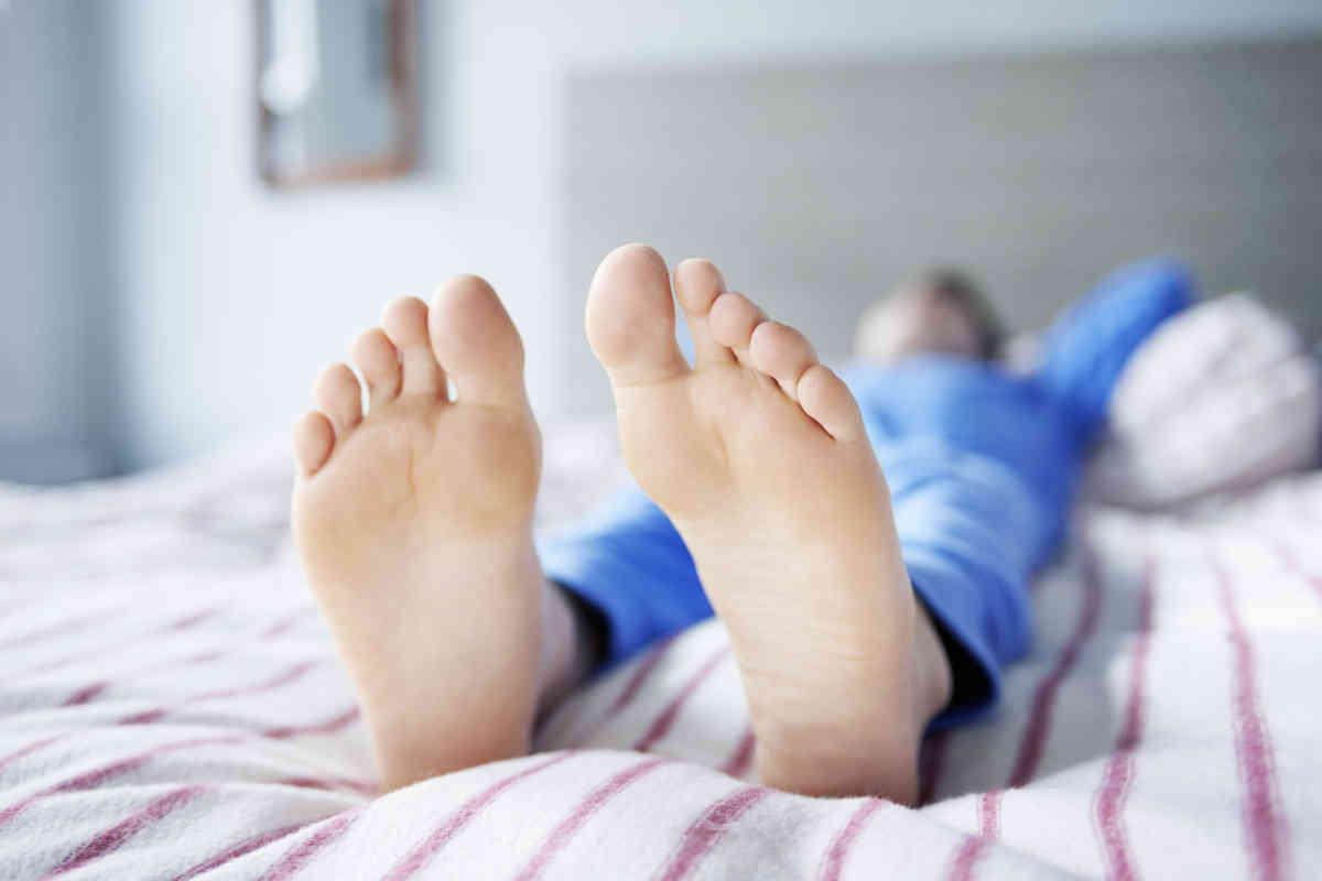 RLS czyli zespół niespokojnych nóg