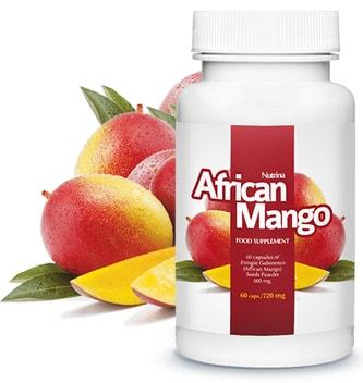 African Mango - tanie i skuteczne tabletki na odchudzanie