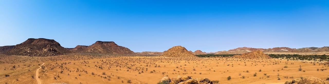 Wyprawa Namibia